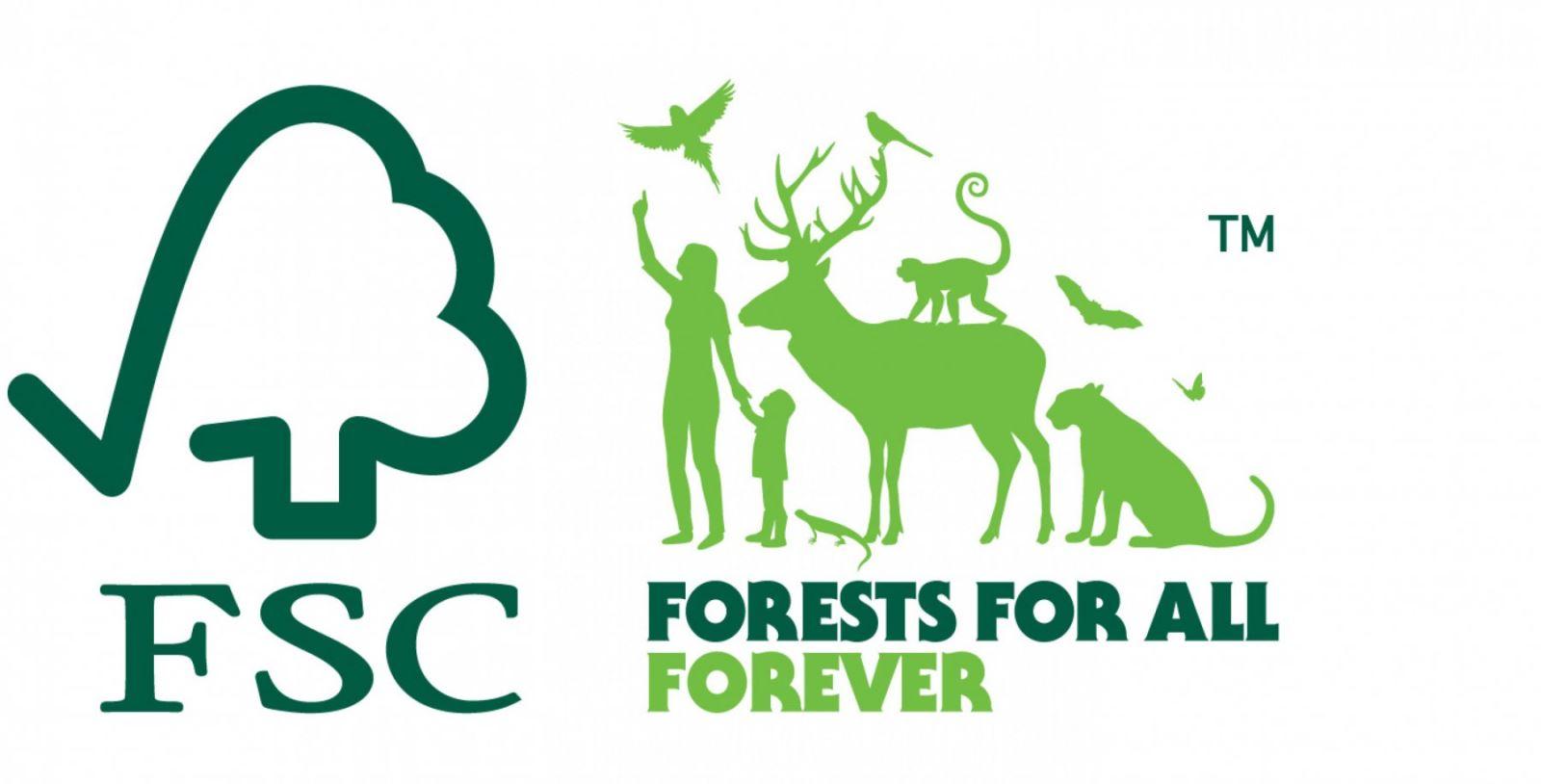Chứng nhận FSC về tiêu chuẩn quản lý rừng bền vững