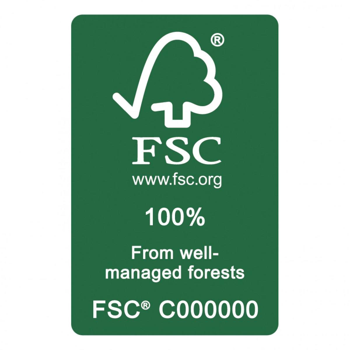 Dấu chứng nhận FSC