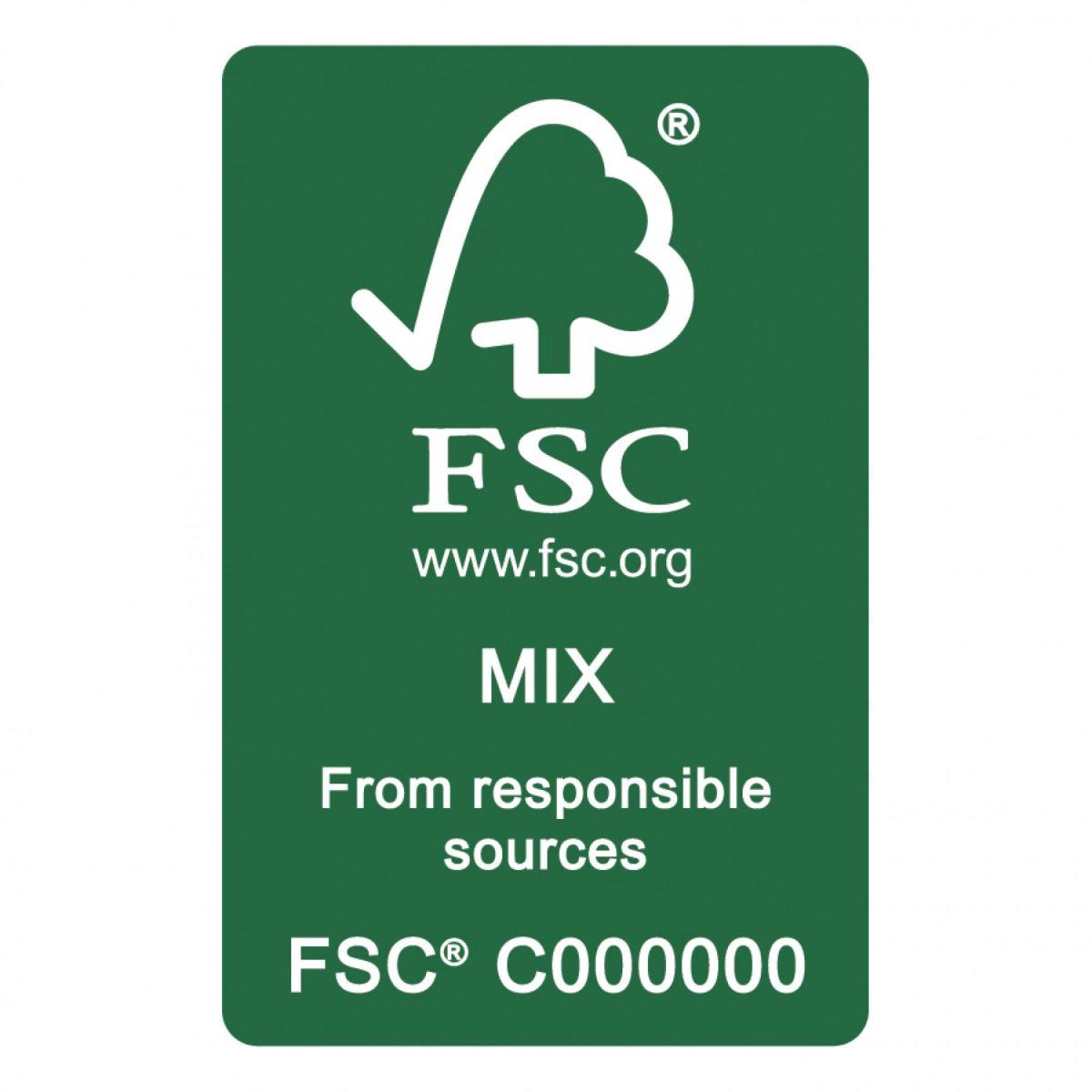 Dấu chứng nhận FSC MIX