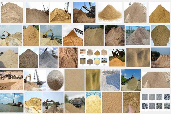 Vinacontrol CE chứng nhận hợp quy cát xây dựng