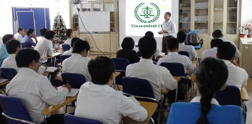 Hình ảnh Vinacontrol CE đào tạo nhận thức ISO 22000
