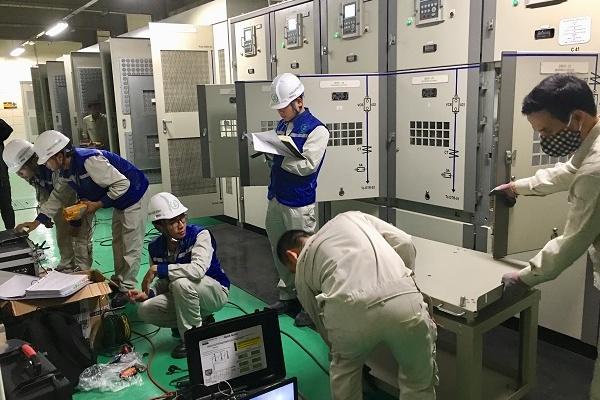 Kiểm định viện thực hiện kiểm định an toàn thiết bị điện